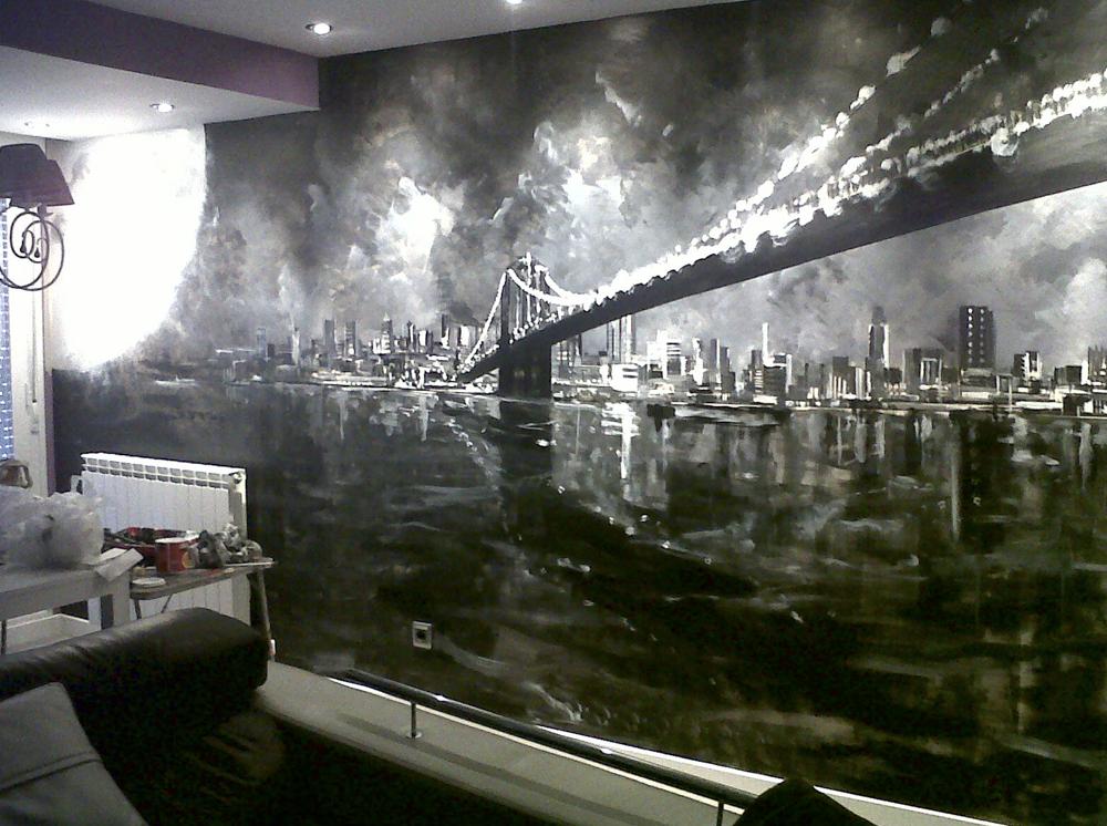 New York – Mural