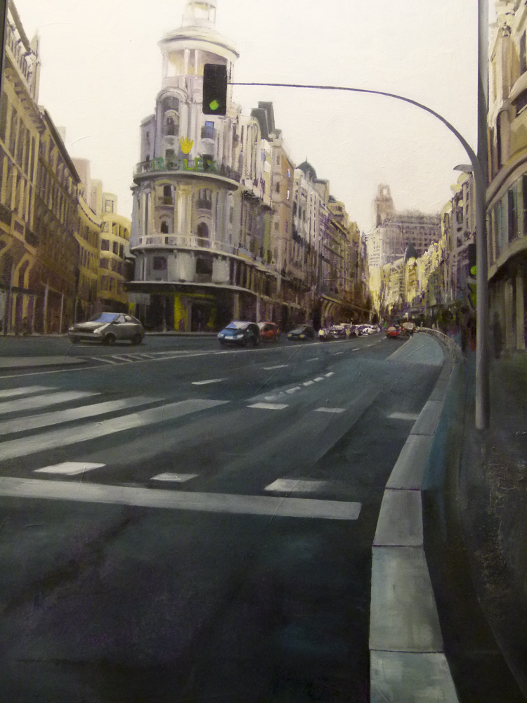 Gran Vía. Madrid