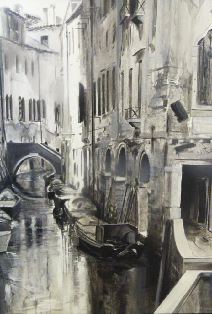 Venecia II. 100 x 70 cm