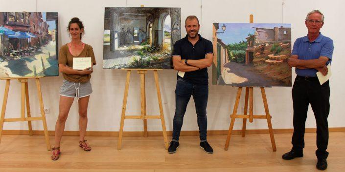 Primer Premio XVI Concurso de pintura de Cintruénigo