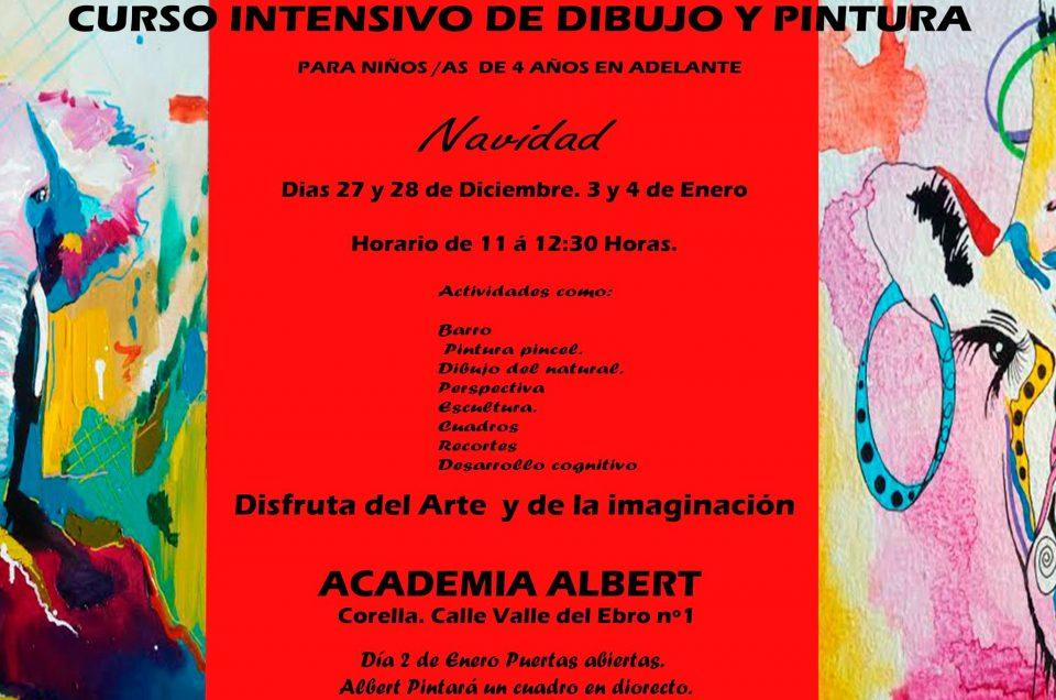 Curso intensivo - Dibujo y pintura Albert Sesma