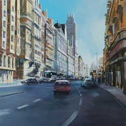 Albert Sesma - Proyecto interdisciplinar - Madrid III