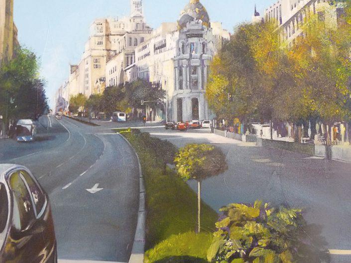 Proyecto interdisciplinar - Madrid